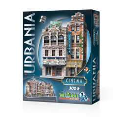 Wrebbit Urbanova Collection - Cinema 300 pieces