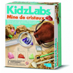 4M - Crystal Mining (French Edition)