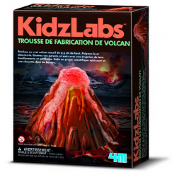 4M - Volcano Making Kit (French Edition)