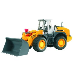 Liebher Ariculated road loader L574