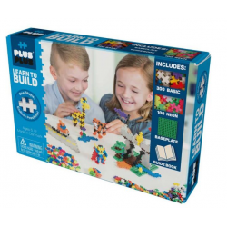 Plus Plus - Learn to Build - Basic 400 pcs