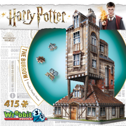 Wrebbit - Harry Potter - THE BURROW - WEASLEY FAMILY HOME