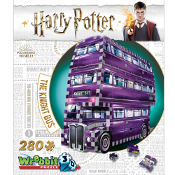 Wrebbit - Harry Potter - THE KNIGHT BUS