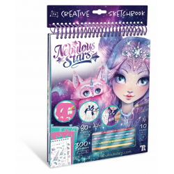 Nebulous Stars Creative Sketchbook - Nebulia