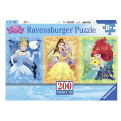 Ravensburger Puzzle 200 pcs - Beautiful Princess