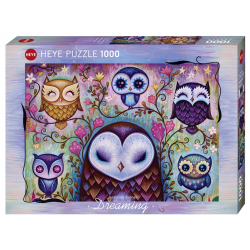 HEYE 1000 pcs Great Big Owl