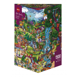 HEYE 1500 pcs Wonderwoods