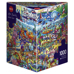 HEYE 1000 pcs Magic sea
