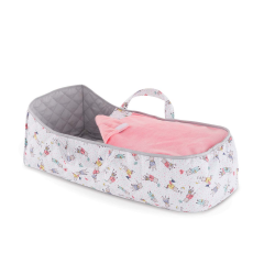 """Corolle BB14'' and 17""""Carry Bed"""