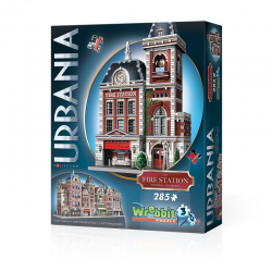 Wrebbit - Urbania collection Fire Station