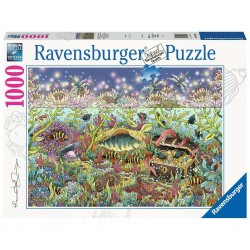 Ravensburger Puzzle 1000 PC Underwater Kingdom