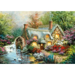 Clementoni Puzzle 1500 pcs Country Retreat