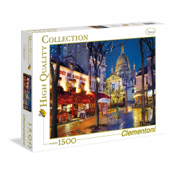 Clementoni Puzzle 1500 pc Paris