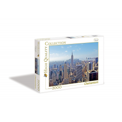 Clementoni Puzzle 2000 pc New York
