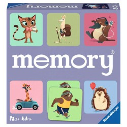 Ravensburger Wild World of Animals memory®  (FR/EN)