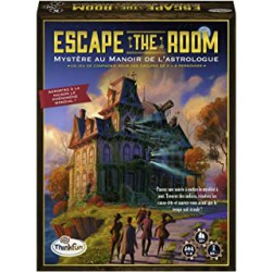 Ravensburger Think fun - Escape the Room -Mystère au...