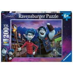 Ravensburger Puzzle 200 XXL pc Disney Onward On the road