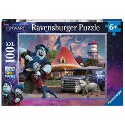 Ravensburger Puzzle 100 XXL pc Disney Onward Brothers