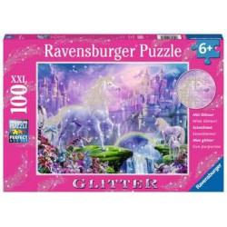 Ravensburger Puzzle 100 XXL pc Unicorn Kingdom