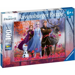 Ravensburger Puzzle100 XXL pc Magic of The Forest