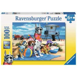 Ravensburger Puzzle 100 XXL pc No Dogs on the Beach