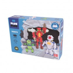Plus Plus Mini Basic Robots 170 pcs