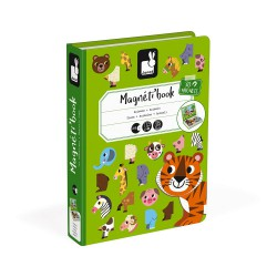 Janod Animals Magneti'Book