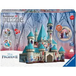 Ravensburger Puzzle 3D 216 pcs Disney Frozen 2 Castle
