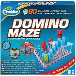 Ravensburger ThinkFun Domino Maze