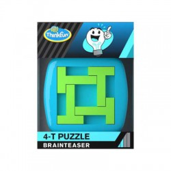 Ravensburger ThinkFun Brainteaser 4-T Puzzle