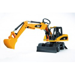 Bruder Cat® Wheel excavator