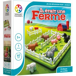 Smart Games Il était une ferme (FR)