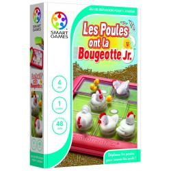 Smart games Les poules ont la bougeotte Jr.