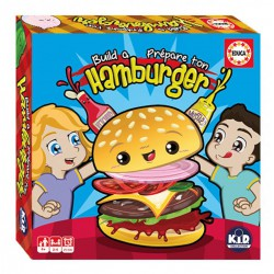 Educa Game Build a Burger