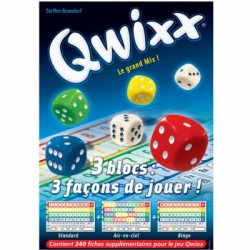Recharge Qwixx - Le gand...