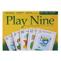 Play Nine jeu de cartes