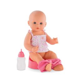 Corolle Doll - Emma Drink-and-Wet Bath Baby