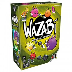 Gigamic - Wazabi -New Edition (VF)