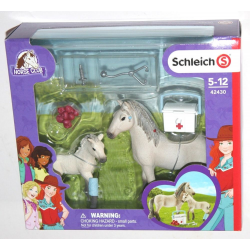 Schleich - Horse wash area