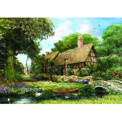 Trefl Puzzle 1000 pcs Summer Cottage