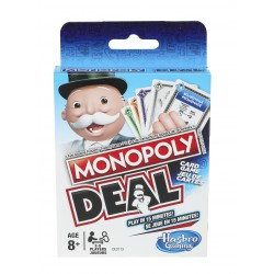 Hasbro Card Game Monopoly Deal