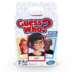 Hasbro Classic Card Game - Guess Who