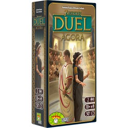 7 Wonders Duel Agora - extension (VF)