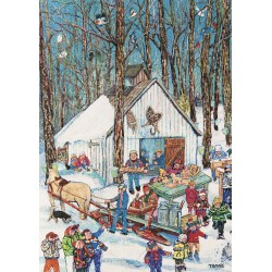 Trefl Puzzle 1000 pcs Sugar Shack