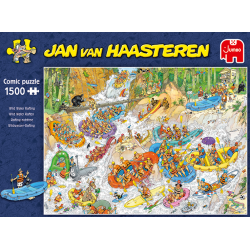 JVH Puzzle 1500pcs Wild Water Rafting