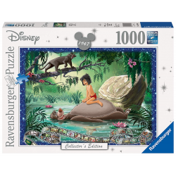 Ravensburger 1000 pc Puzzle Disney Collector's Edition - Jungle Book