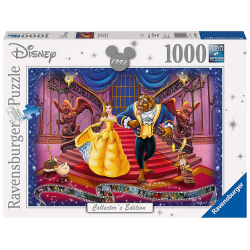 Ravensburger 1000 pc Puzzle Disney Collector's Edition Beauty & the Beast