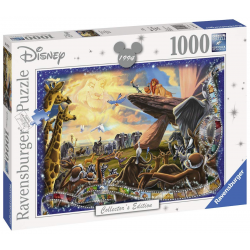 Ravensburger 1000 pc Puzzle Disney Collector's Edition The Lion King