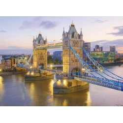 Clementoni Puzzle 1000 pcs Tower Brigde London