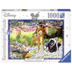 Ravensburger 1000 pc Puzzle Disney Collector's Edition - Bambi